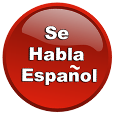 Se Habla Espanol label
