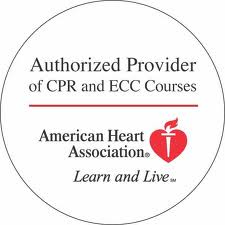 Authorized Provider of CPR and ECC Courses Label