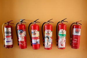 Fire Extinguisher Classes in Raleigh
