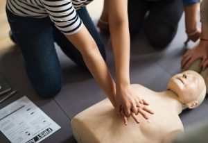 CPR Classes in Richmond