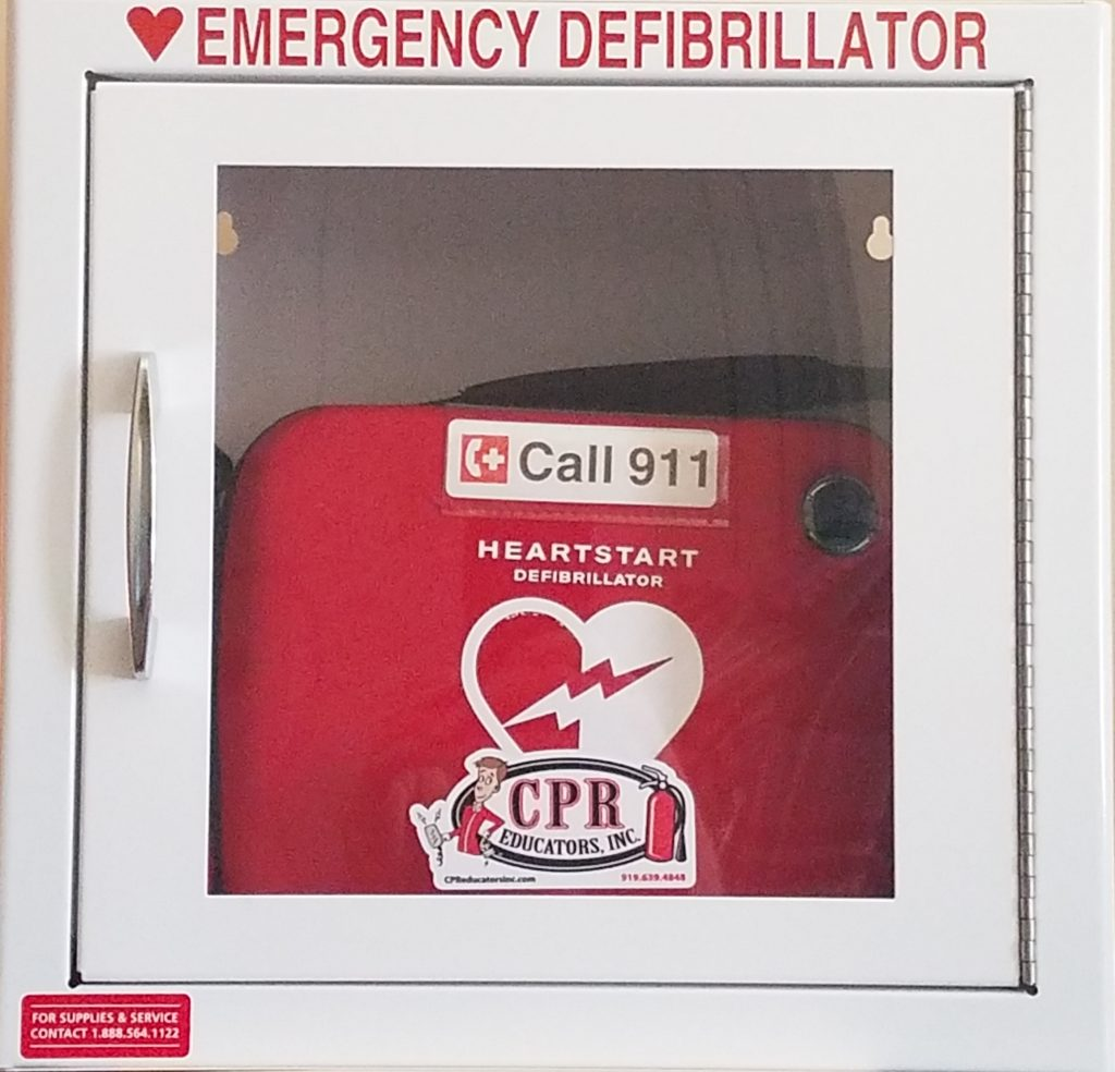 CPR Educators - Philips OnSite AED Unit